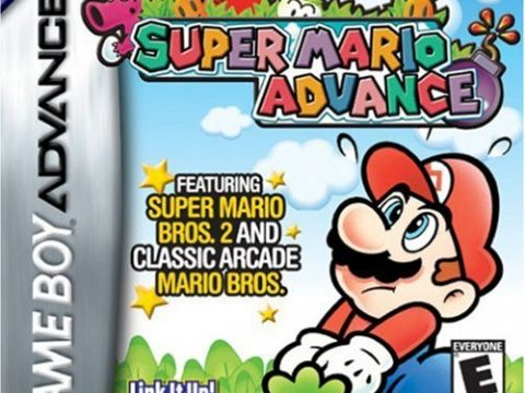 Mario Advanced - Mario Bros 2 + Mario Classic