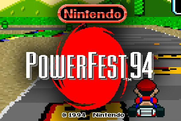 Play Powerfest 94 Super Mario Kart Super Mario Bros Games Online Free